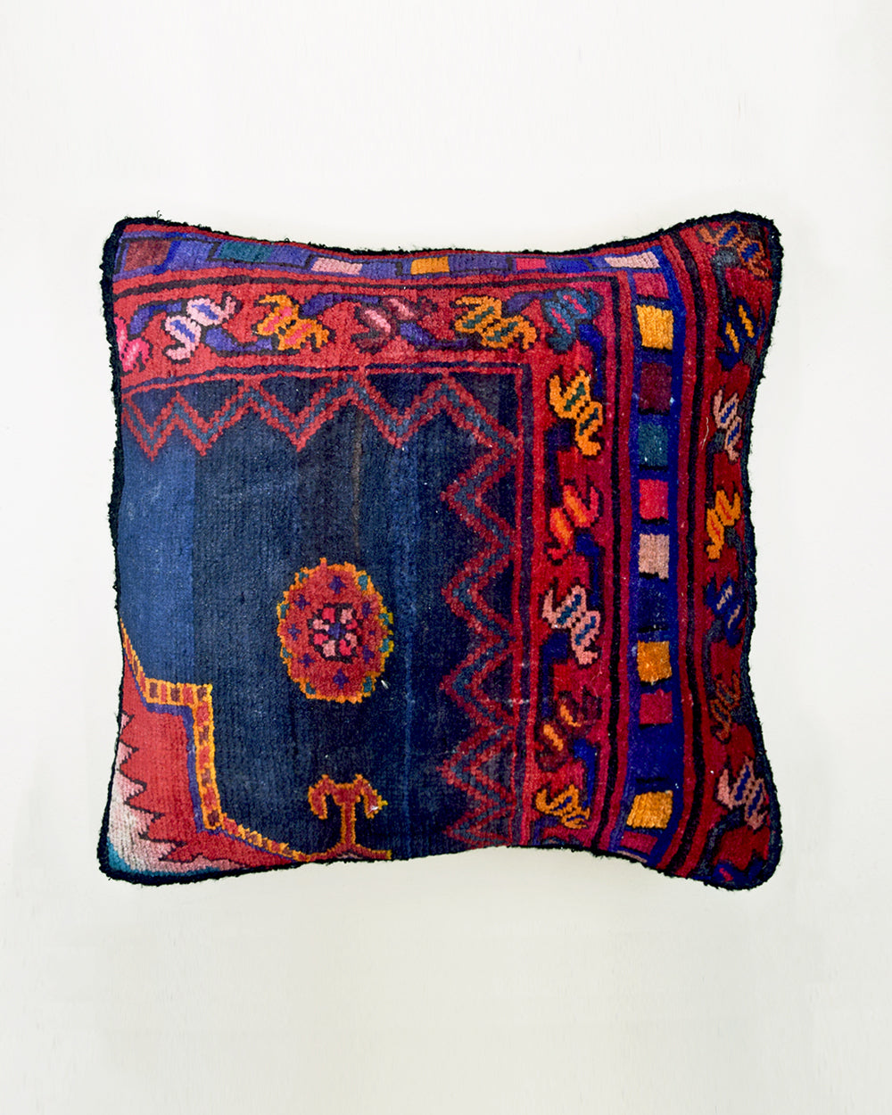 Rug Cushion Cover No. 7