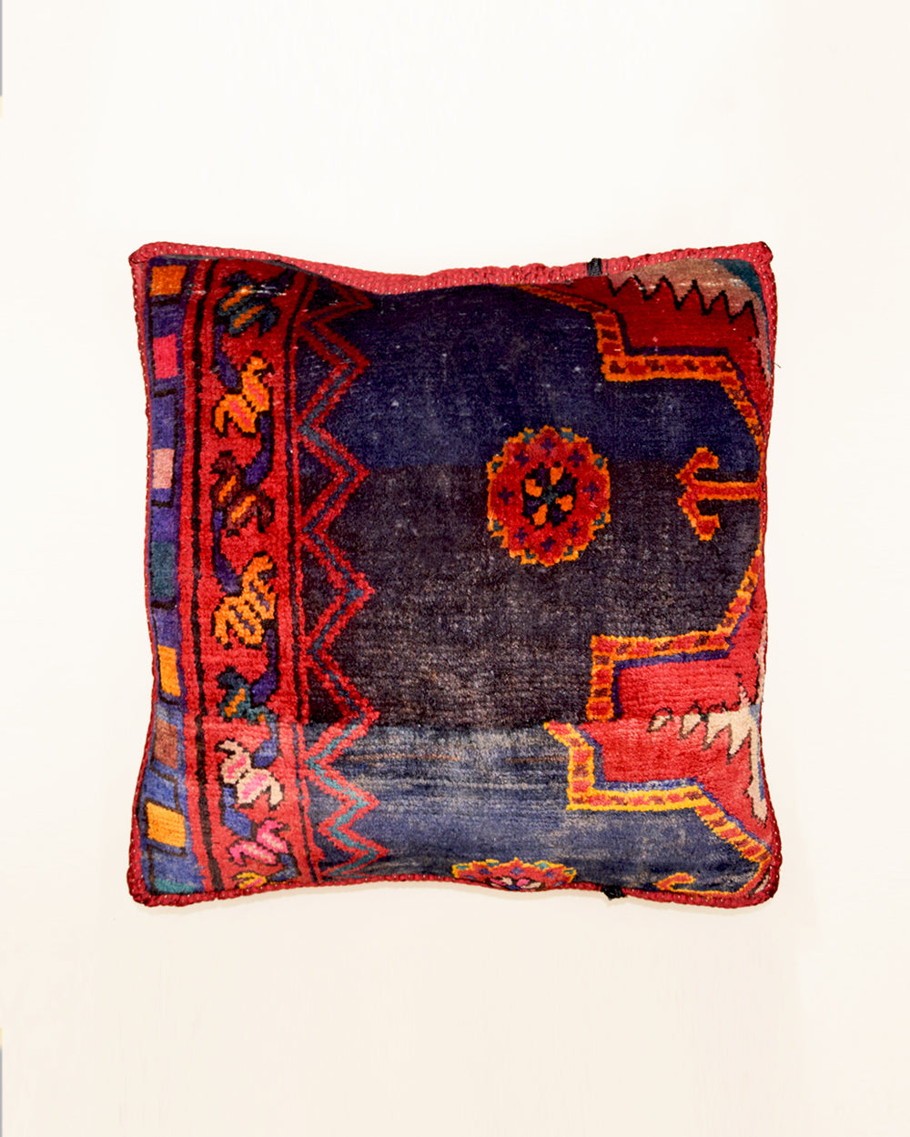 Rug Cushion Cover No. 8