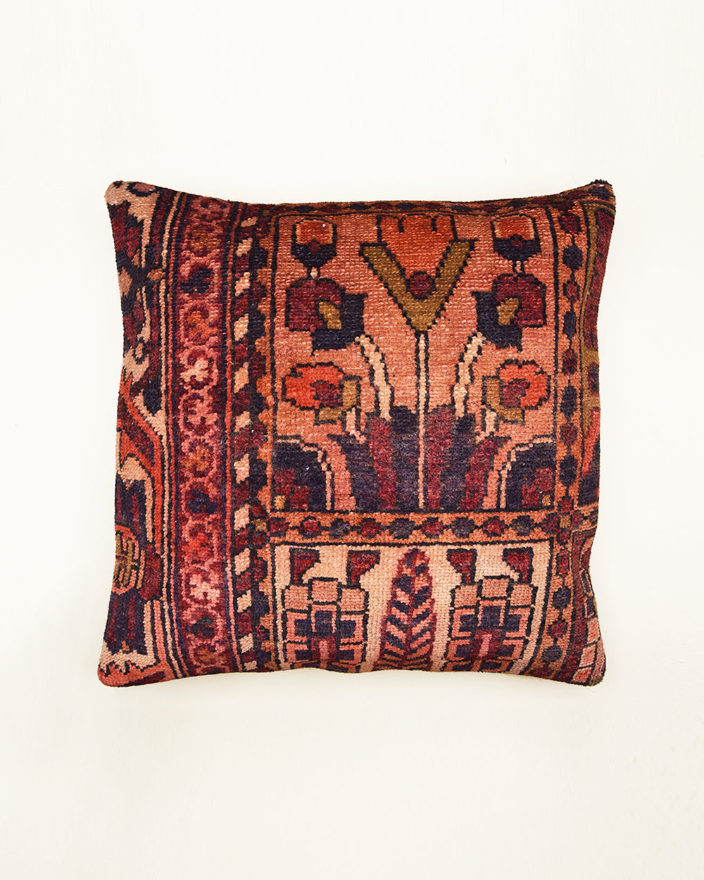 Rug Cushion Cover No. 10