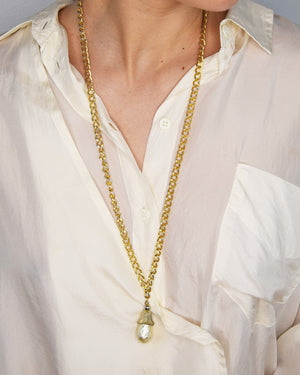 Pearl Chain Necklace