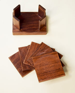 Wooden Coasters (set of 6)