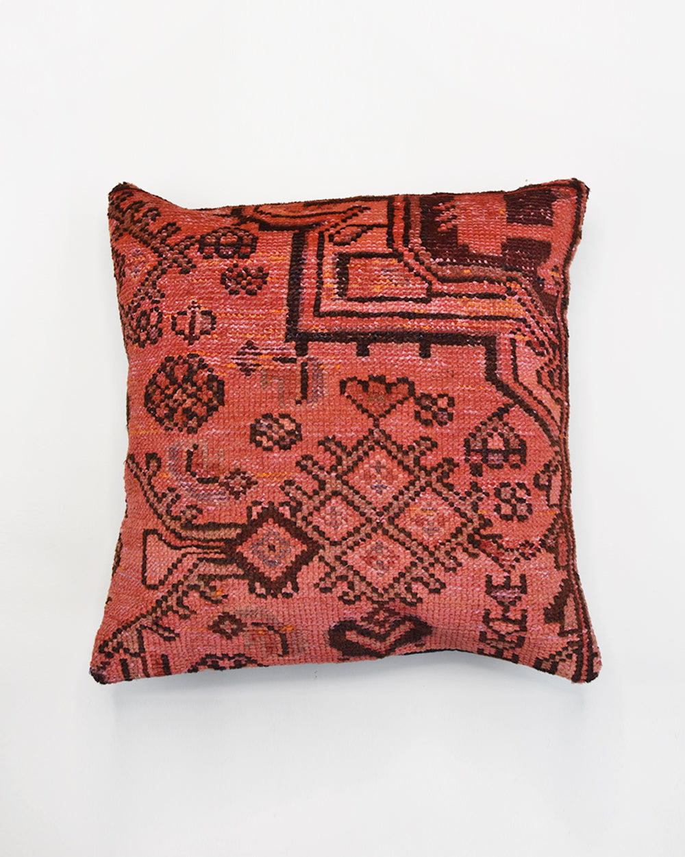 Rug Cushion Cover No. 15