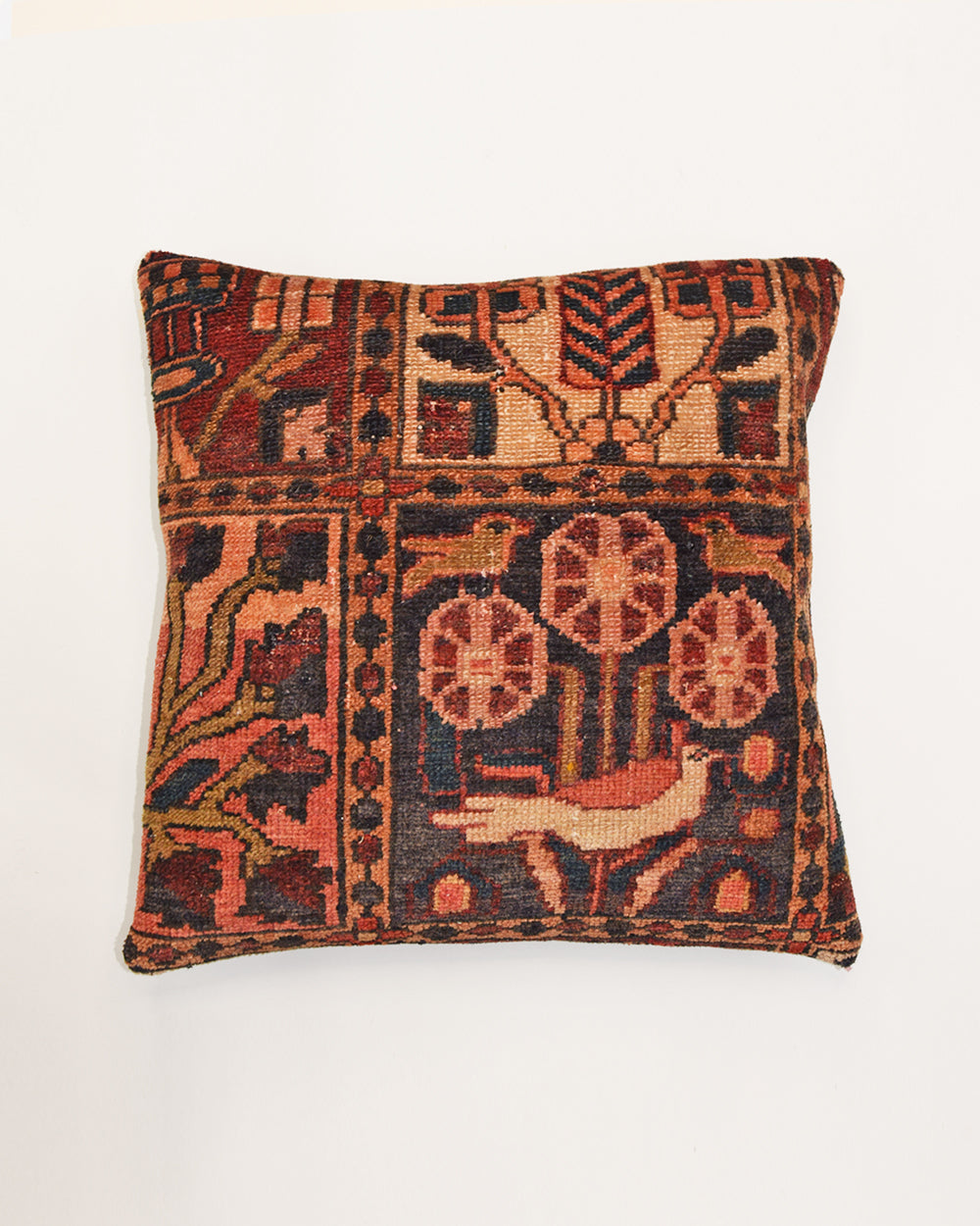 Rug Cushion Cover No. 16