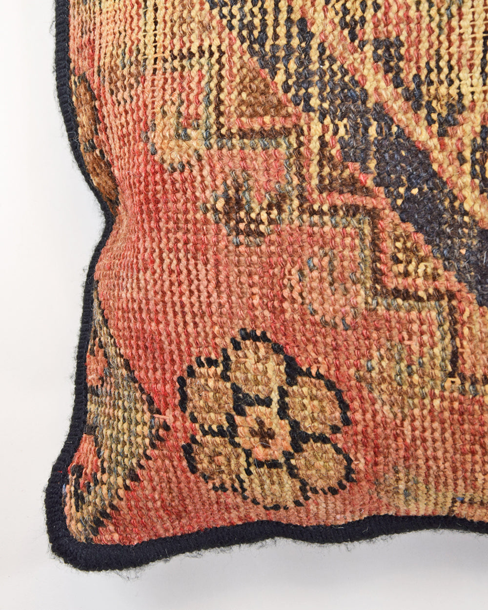 Rug Cushion Cover No. 17