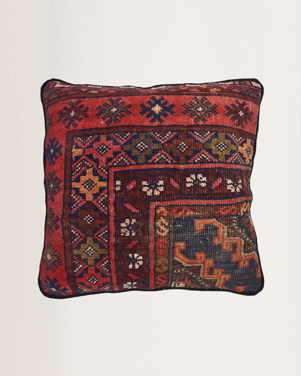 Rug Cushion Cover No. 18