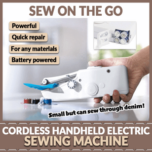 Portable Handheld Electric Sewing Machine - Etrendpro