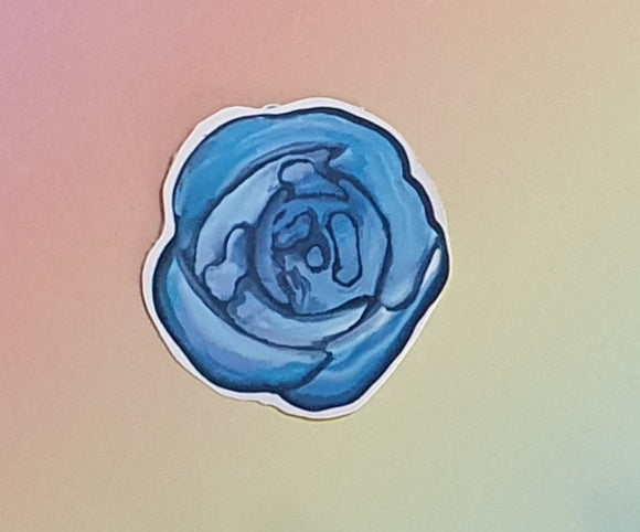 Individual Sticker Rose