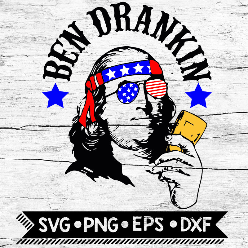 Ben Drankin Svg, 4th of july, Ben Drankin Womens, Cricut File, Svg