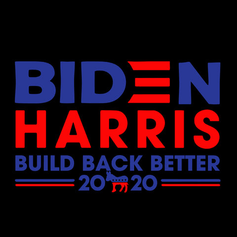 Biden Harris build back better 2020 SVG, Biden Harris SVG, Joe Biden SVG, joe biden png, joe biden face svg, joe biden silhouette svg, joe biden clipart, joe biden for, united states