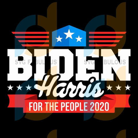 Biden Harris 2020 PNG File, Joe Biden Kamala Harris 2020 President/Vice President, Political Campaign, US Election Printable File