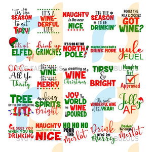 Christmas Wine svg, Christmas svg, Christmas sign svg, Christmas drink svg, merry xmas svg, christmas svg, christmas party, merry christmas svg, christmas saying svg, christmas clip art
