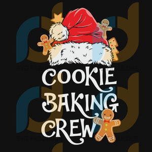 Cookie Baking Crew Matching Xmas png, merry xmas png, christmas png, christmas party, merry christmas png, christmas saying png, christmas clip art