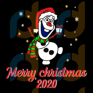 Disney Olaf svg, Merry Christmas Olaf 2020 svg, Disney Marry Christmas svg, merry xmas svg, christmas svg, christmas party, merry christmas svg, christmas saying svg