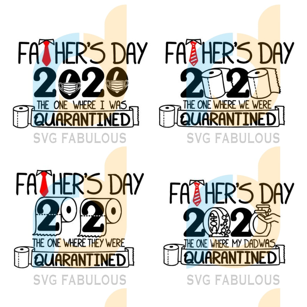 Father's Day 2020 Bundle, papa svg, gift for father, SVG, DXF, EPS, PNG Instant Download
