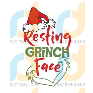 free grinch face svg files for cricut