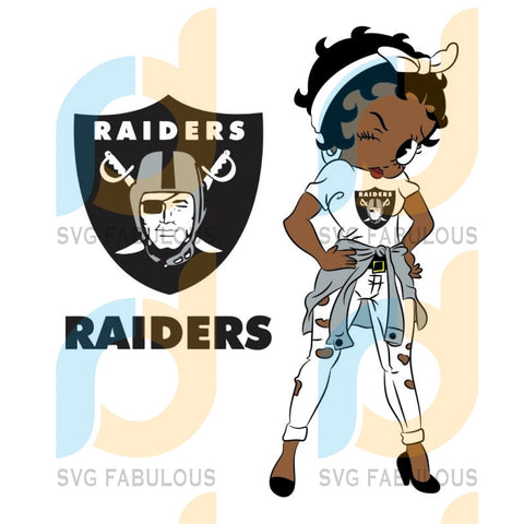 Girl Love Oakland Raiders svg, Oakland Raiders png
