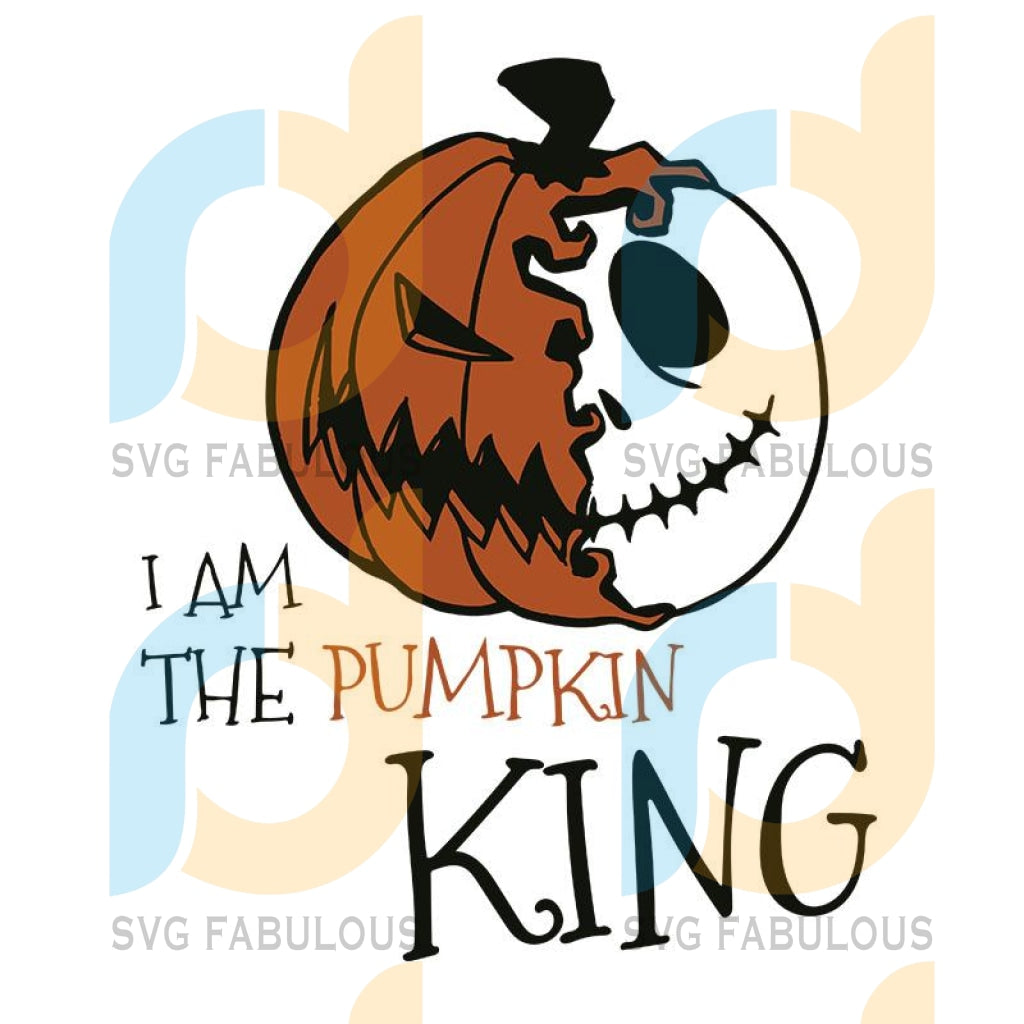 Jack Skellington svg, original design, eps png, the nightmare before christmas design