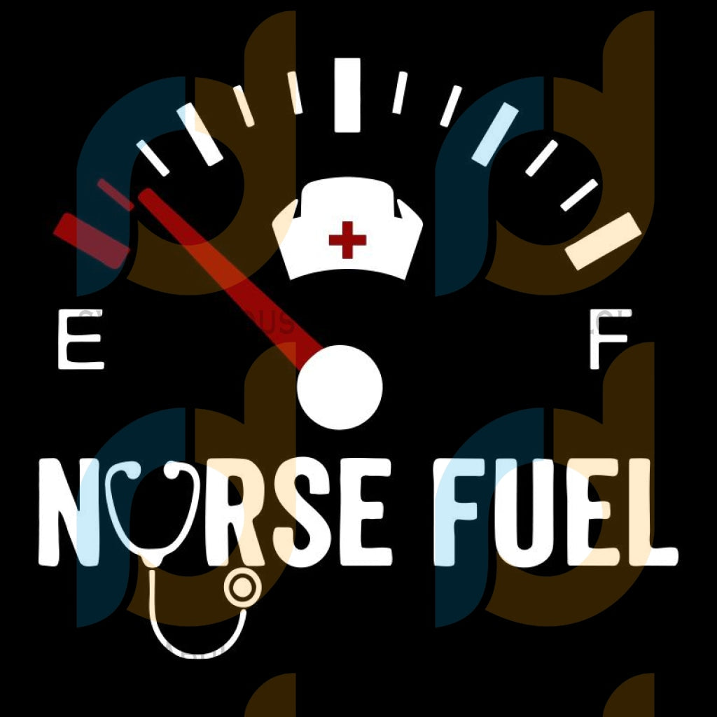 Nurse fuel svg, nurse svg, nurse 2020 svg, virus SVG, DXF, EPS, PNG Instant Download