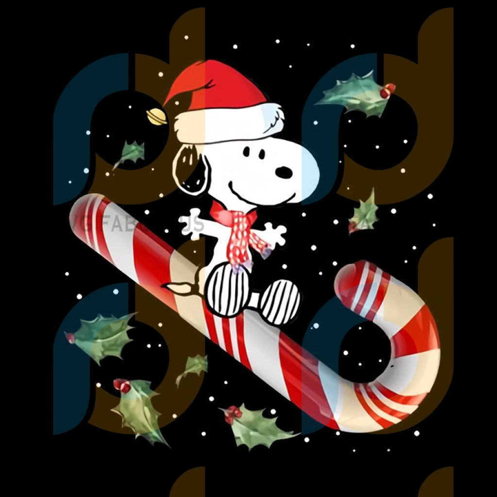Snoopy Riding The Christmas Candy png, Snoopy Santa png, Peanuts Christmas png, Funny Snoopy png, Mery Christmas 2020