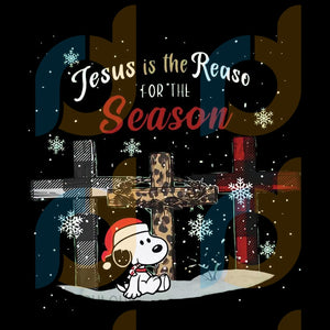 Snoopy svg, Snoopy Christmas svg, Jesus Christian svg, Christmas Begins With Christ, The Peanuts svg, Charlie Brown Christmas svg