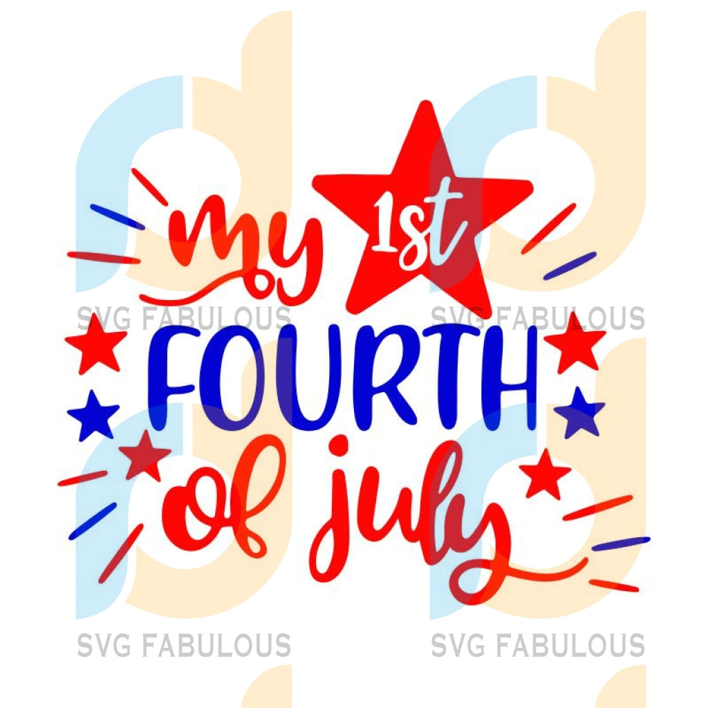 the My first fourth of july svg, my first fourth of july, my first fourth of jul png, 4th of july png, 4th of july svg, independence day, independence day