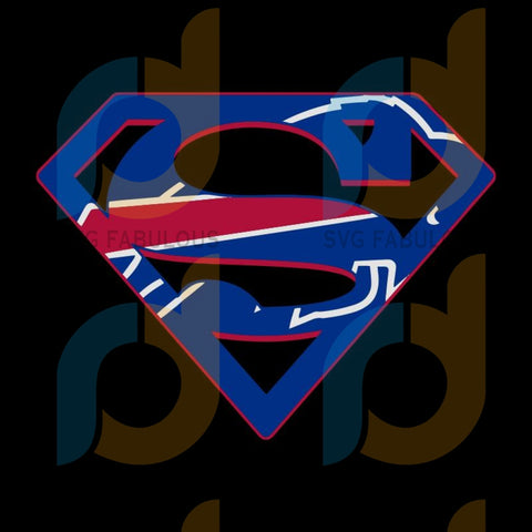 We Are Undefeatable The Buffalo Bills x Superman NFL svg, Buffalo Bills svg, NFL svg, NFL logo svg, NFL svg, Football svg, png, Logo sports