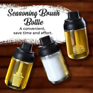 Moisture-Proof Brush Bottle