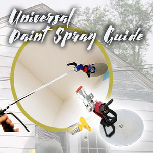 Universal Paint Spray Guide