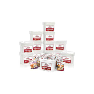 Premium 1440 Serving Package by Legacy Food Storage