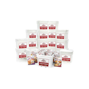 Premium 2160 Serving Package by Legacy Food Storage