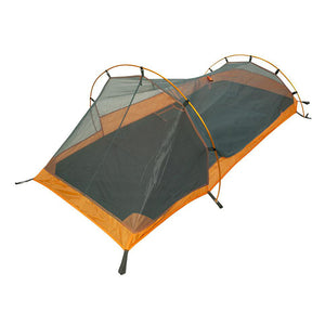 Orange Bivy Tent without Rain Fly