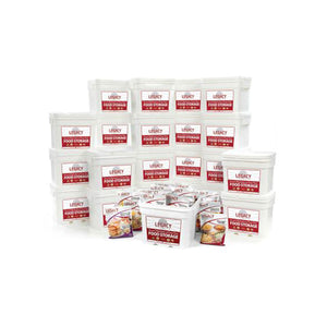 Premium 2880 Serving Package by Legacy Food Storage