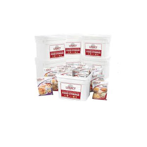 Premium 720 Serving Package by Legacy Food Storage