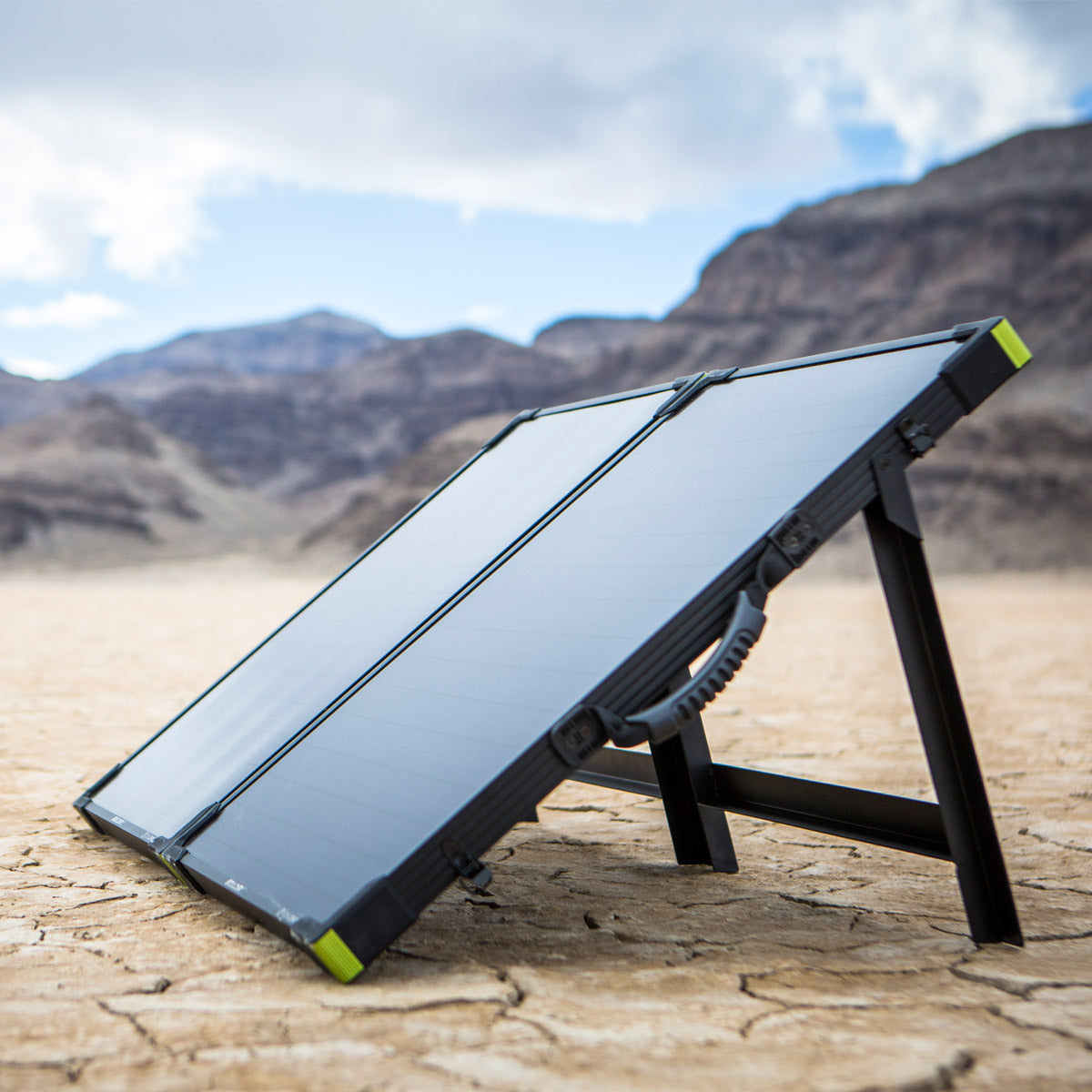 Goal Zero Boulder 100 Solar Panel Briefcase By Goalzero