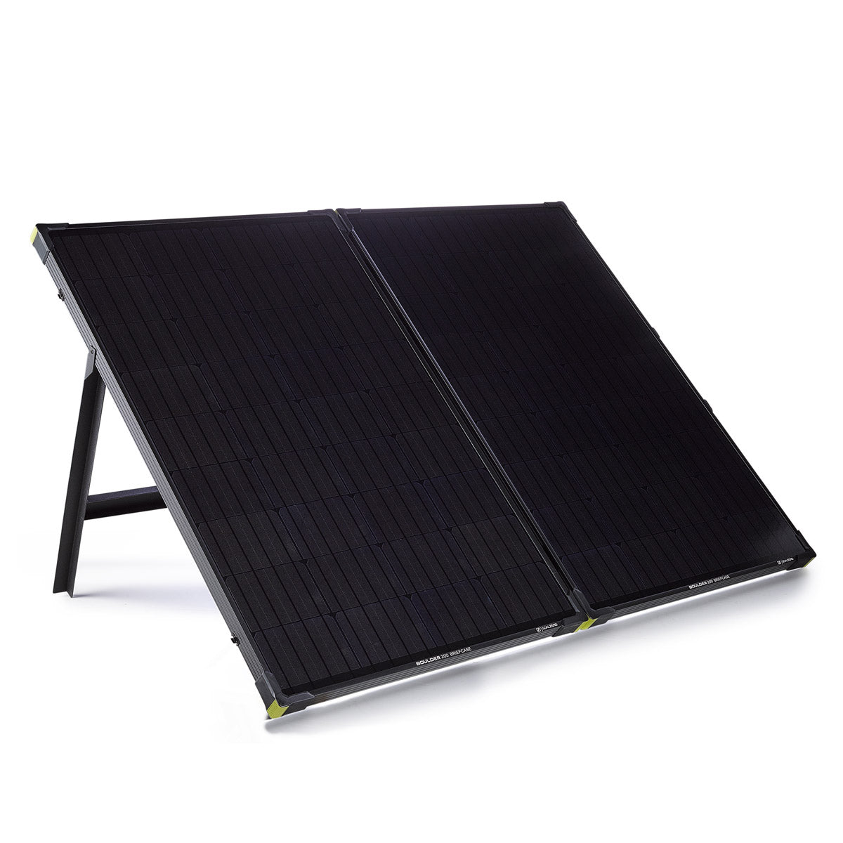 Goal Zero Boulder 200 Solar Panel Briefcase By Goalzero