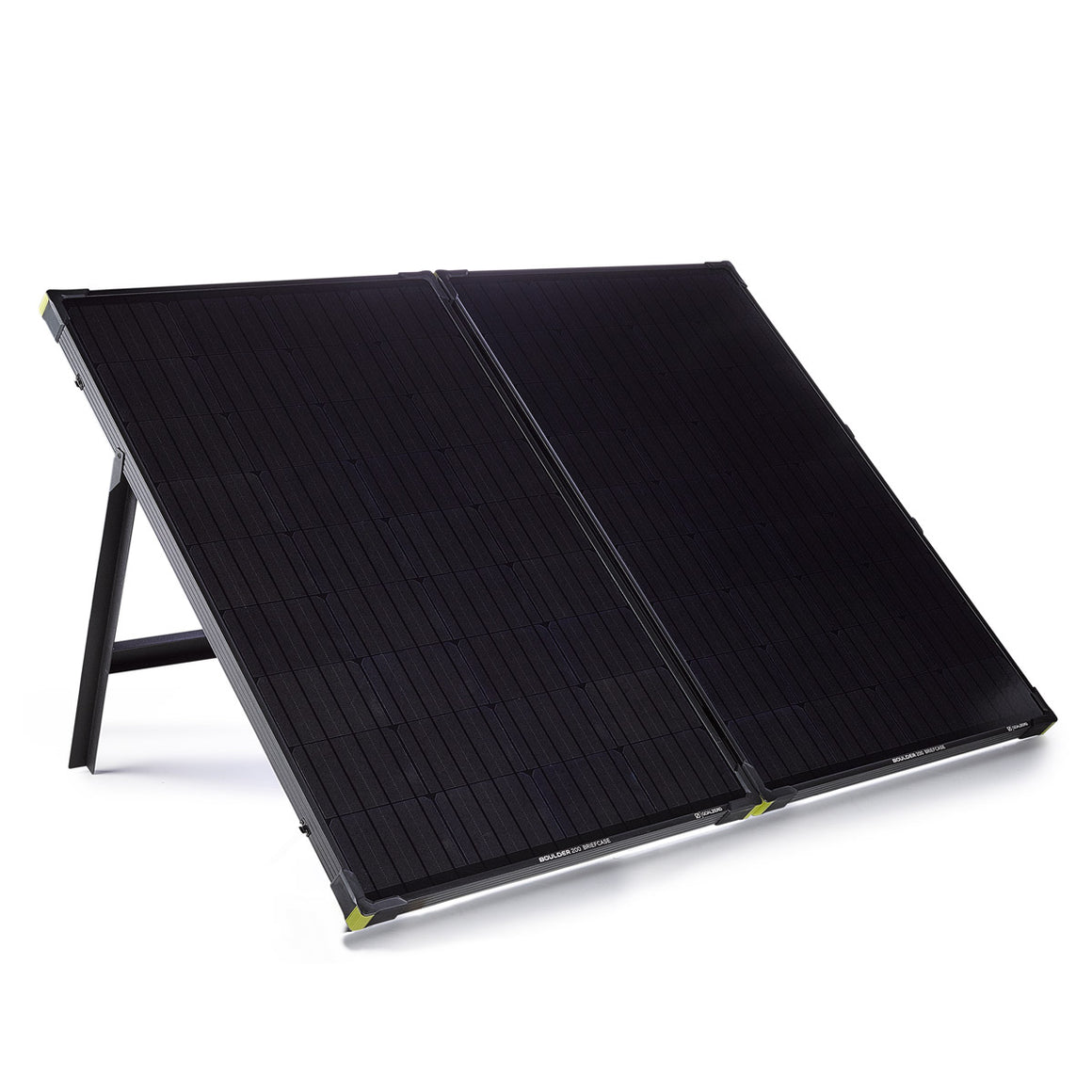 Goal Zero Boulder 200 Solar Panel Briefcase - Survival Frog