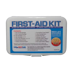 Personal Health & First Aid Kit - Survival Frog