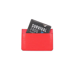11-in-1 Survival Wallet Tool - Survival Frog
