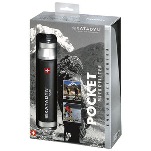 Katadyn Pocket Microfilter Water Filter - Survival Frog