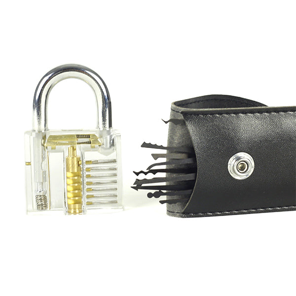 Ultimate Access Lock Pick Set + Free Ebook by Frog & CO