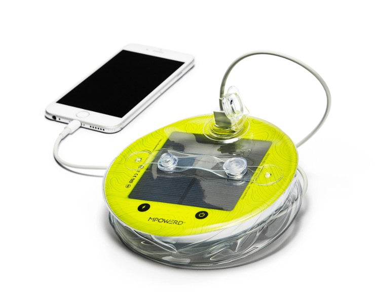 Luci Pro Series Original + Mobile Charger By Mpowerd