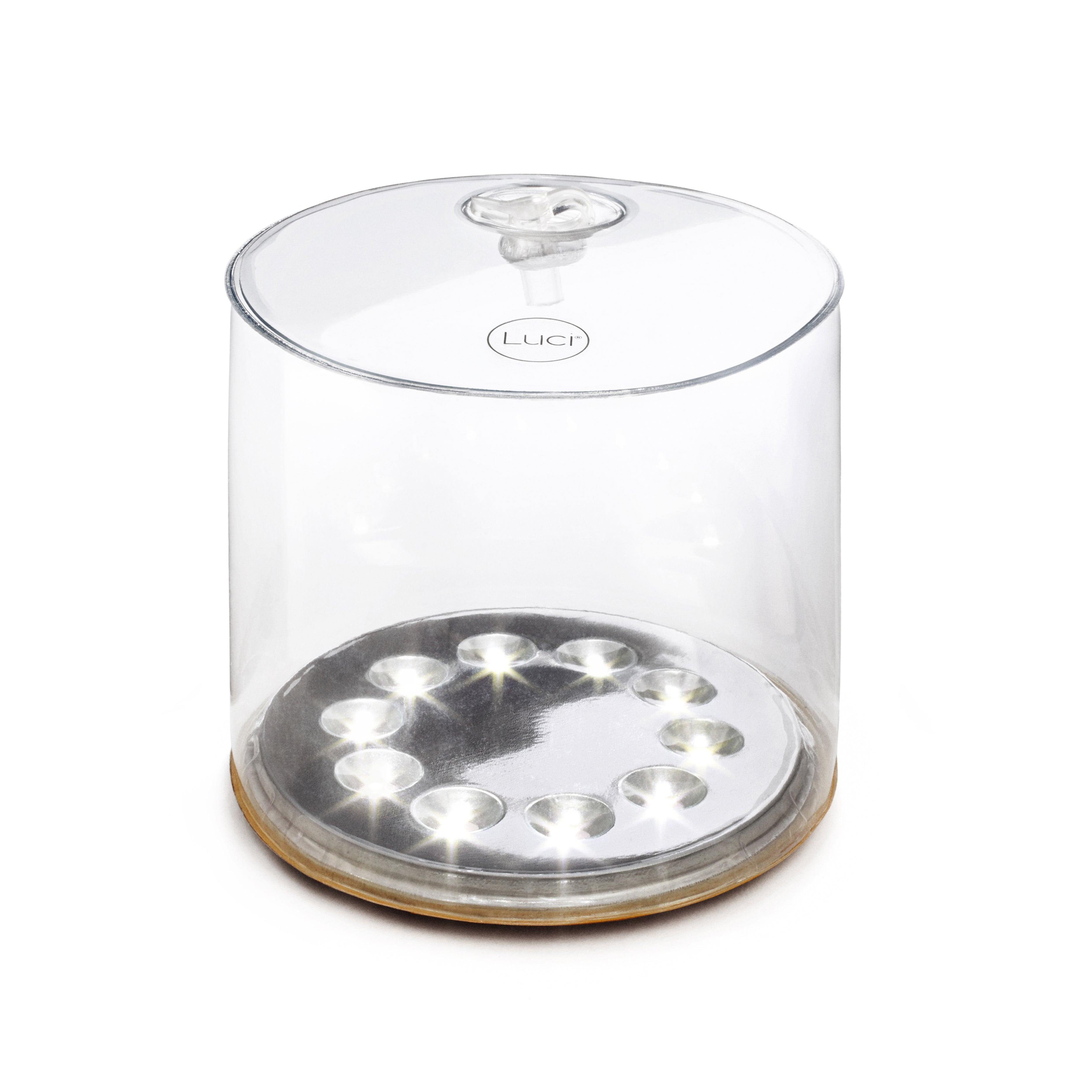 Luci Original Inflatable Solar Light - Lanterns Included By Mpowerd