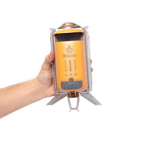 BioLite CampStove 2 with Flexlight in Hand