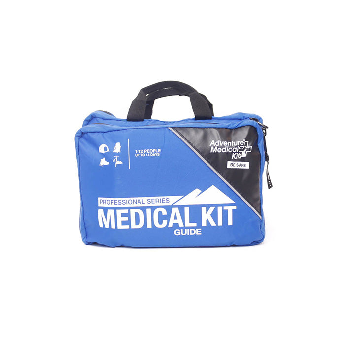 Professional Series Medical Kit Guide I - First Aid By Adventure Medical Kits