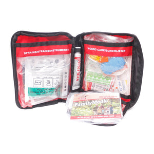 Family First Aid Kit - Tender Corp - Survival Frog