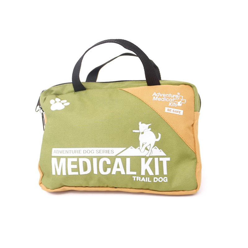 Pet First Aid Kit - Tender Corp Adventure Dog Series Trail Dog - Survival Frog