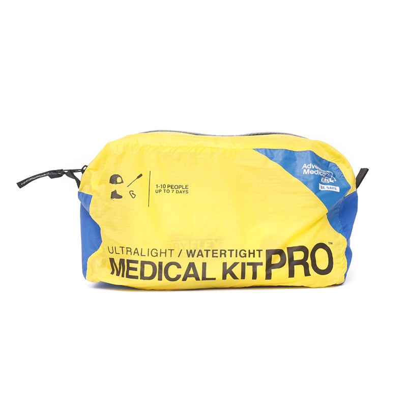 Medical Kit Pro - Ultralight / Watertight - First Aid Kit By Adventure Medical Kits