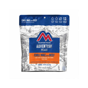 Chili Mac with Beef - 2 Servings by Mountain House