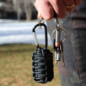 Paracord Grenade Survival Kit - Survival Frog