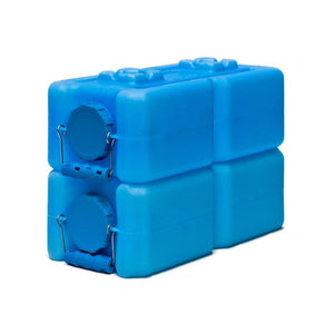 Stackable WaterBrick Containers